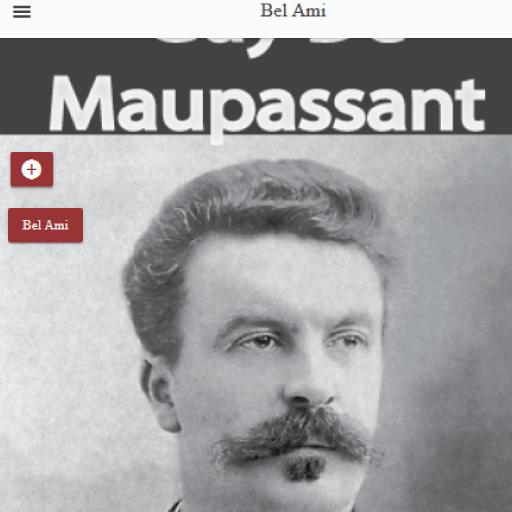 Code Triche Bel Ami  novel by French author Guy de Maupassant (Astuce) APK MOD screenshots 1
