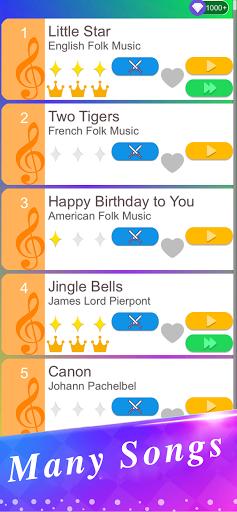 Magic Piano Music Tiles 3: Online Battle 3.2 screenshots 3