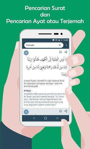 Al Quran Lengkap Latin dan Terjemahan Indonesia android2mod screenshots 9