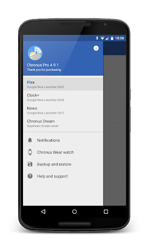 Chronus Information Widgets android2mod screenshots 24