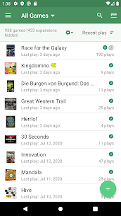 Board Game Stats  Track game collection and plays Apk Download NEW 2021 5