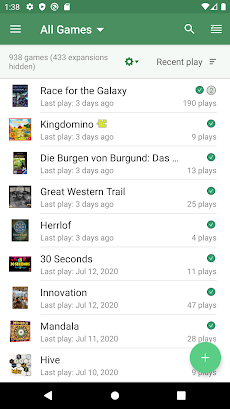Board Game Stats: Track game collection and playsのおすすめ画像3
