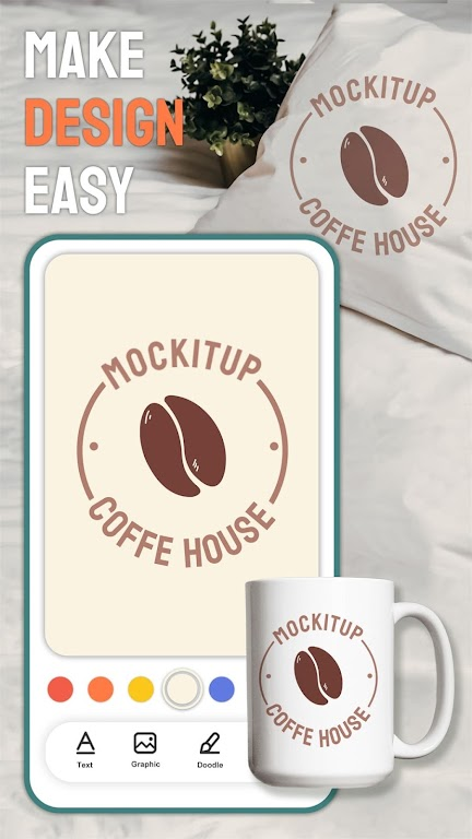 Mockup Generator Mockitup - Shirts Mockups & More  poster 3