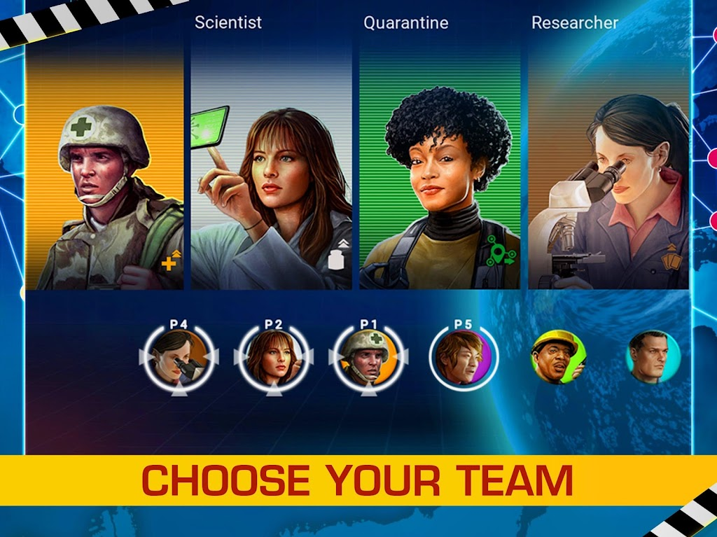 Pandemic: The Board Game  poster 14