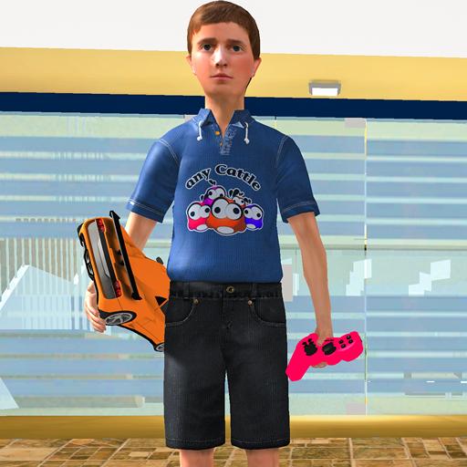Baixar Virtual Boy: Family Simulator 2018 para Android