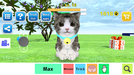 Cat Simulator apktreat screenshots 1