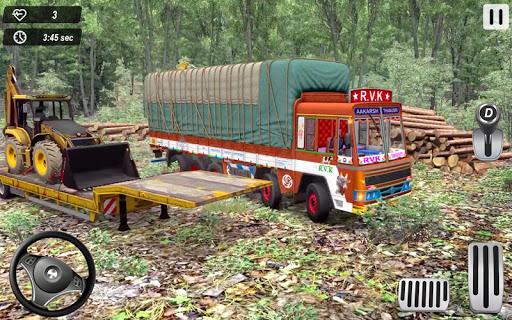 Indian Truck Offroad Cargo Drive Simulator 2  Screenshots 5
