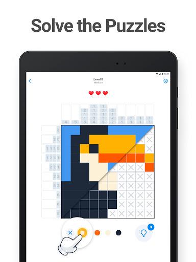 Nonogram.com Color - Picture Cross Pixel Puzzle 1.6.0 Screenshots 11