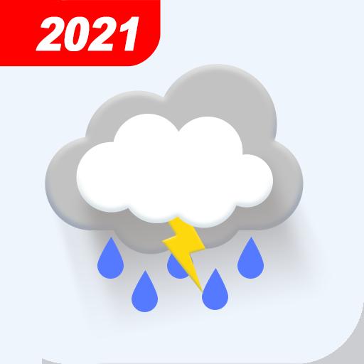 Pronóstico del tiempo - app meteorológica local