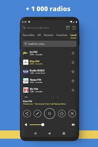 radio ukraine: free fm radio online screenshot 2