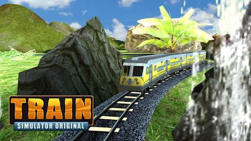 Train Simulator - Free Games 153.6 screenshots 6