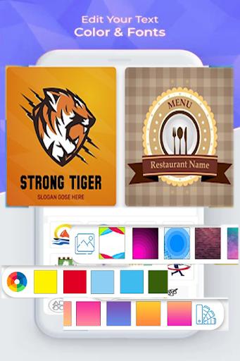 Logo Maker - Logo Creator, Generator & Designer 2.1.9 Screenshots 1