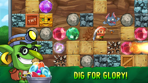 Dig Out! - Gold Digger Adventure 2.18.1 screenshots 8