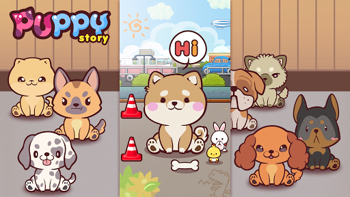 Puppy Story : Doggy Dress Up Game  screenshots 6