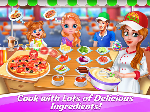 Bake Pizza Delivery Boy: Pizza Maker Games 1.7 de.gamequotes.net 3