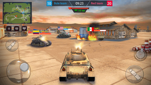 Furious Tank: War of Worlds 1.11.0 screenshots 18