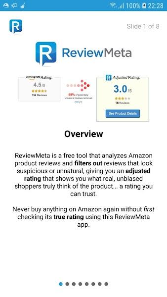 ReviewMeta