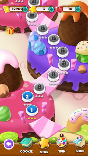 Cookie Blast 2 - Crush Frenzy Match 3 Mania 8.0.15 screenshots 4