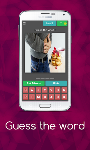 Guess the Word (play and learn English words) screenshot 3