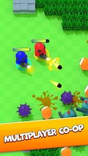 Swarmageddon: Co-op Arcade Shooter MOD (Unlimited Bullets) 2