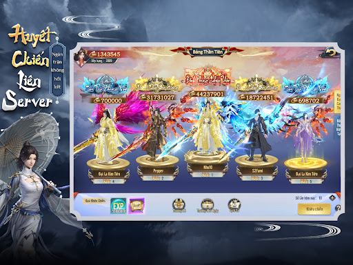 Kiếm Đạo Giang Hồ (Lite) screenshot 16