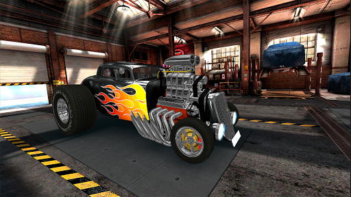 MUSCLE RIDER: Classic American Muscle Cars 3D 1.0.22 screenshots 8
