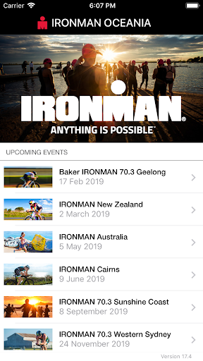 ironman oceania screenshot 1