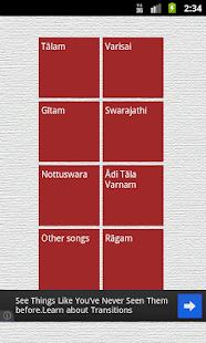 ShruthiLayaLite: Carnatic Aide