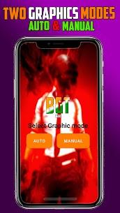 GFX Tool Pro for BGMI & PUBG – BGT MAX 90 FPS 3