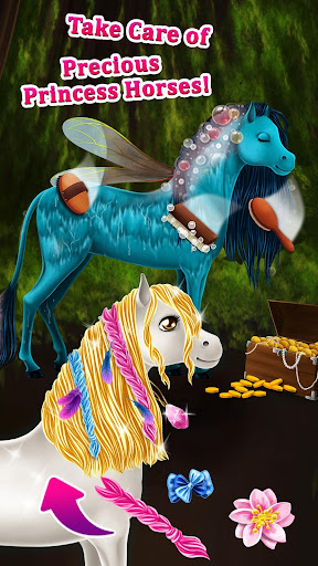Princess Horse Club 3 - Royal Pony & Unicorn Care 4.0.50017 screenshots 5