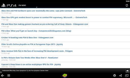 News For PS4 1.0 Screenshots 8