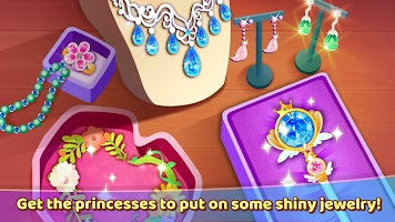 Little Panda's Princess Jewelry Design