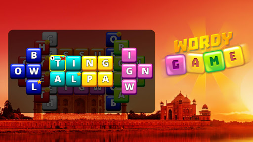 Wordy: Hunt & Collect Word Puzzle Game  screenshots 8