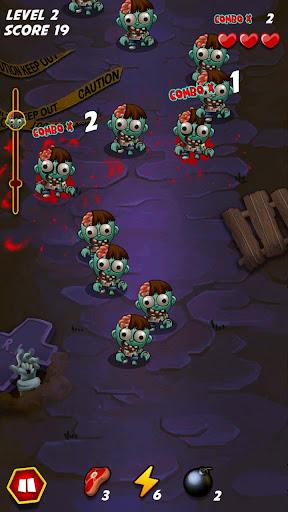 smash zombie screenshot 1
