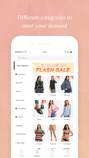 Floryday - Shopping & Fashion apktram screenshots 4