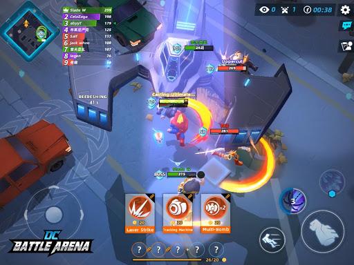 DC Battle Arena 1.0.34 screenshots 19