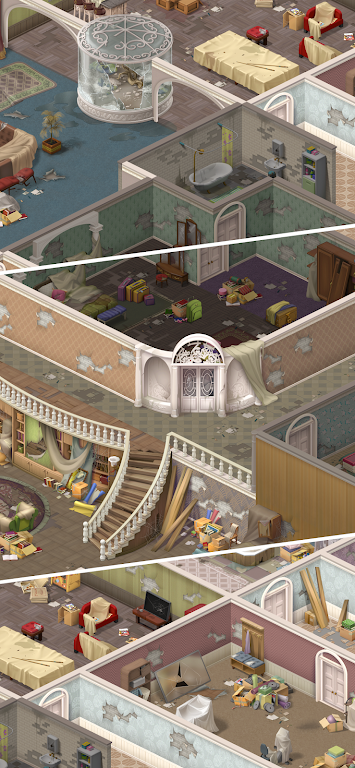 Merge Matters: Home renovation game with a twist poster 4