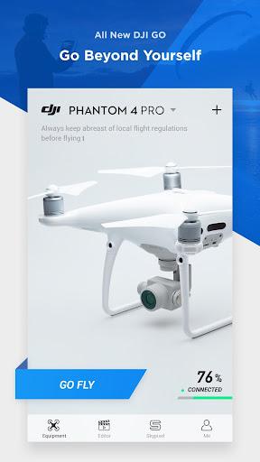 DJI GO 4--For drones since P4 4.3.37 Screenshots 1