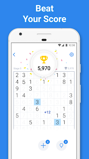 Number Match - puzzle game  screenshots 3