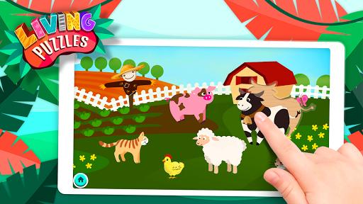 Baby Jigsaw Puzzles  screenshots 3