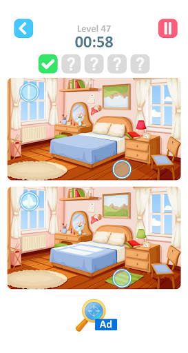 TapTap Differences - Observation Photo Hunt 2.9.0 screenshots 6
