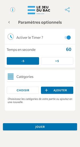 Le Jeu du Bac, comme avant ! 2.02.09 screenshots 3
