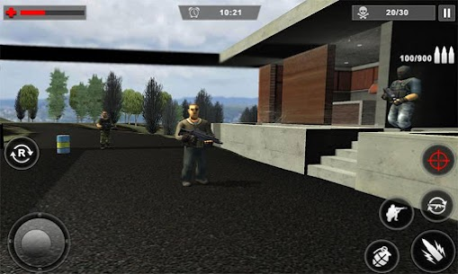 FPS Counter Attack – Sniper Terrorist Mission Game Hack Android and iOS 2