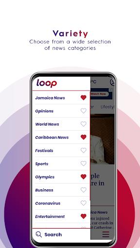 Loop - Caribbean Local News android2mod screenshots 2