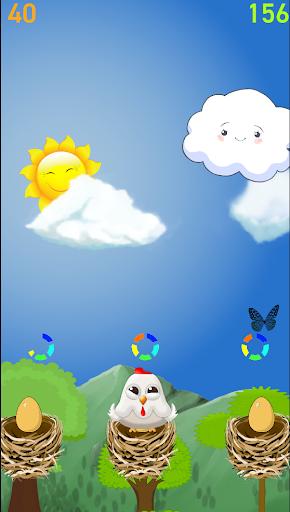 Télécharger Gratuit Гнездо: высиживай и корми птенцов APK MOD (Astuce) screenshots 1