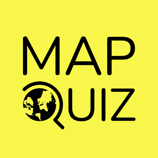 Map Quiz - World Geography Countries Continents