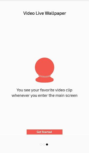 Video Live Wallpaper  Screenshots 3