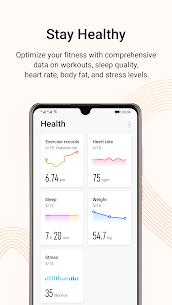 Huawei Health Monitor , Download Huawei Health Apk 4