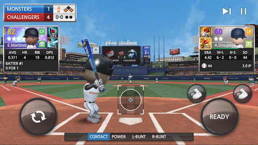 BASEBALL 9 apkdebit screenshots 7