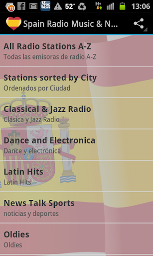 Radio Spain Music & News For PC Windows (7, 8, 10, 10X) & Mac Computer Image Number- 5